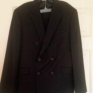 NWOT Black Suit